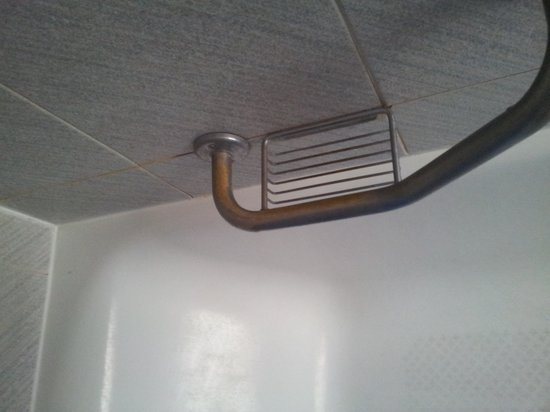 Concord Hotel: il bagno. ..