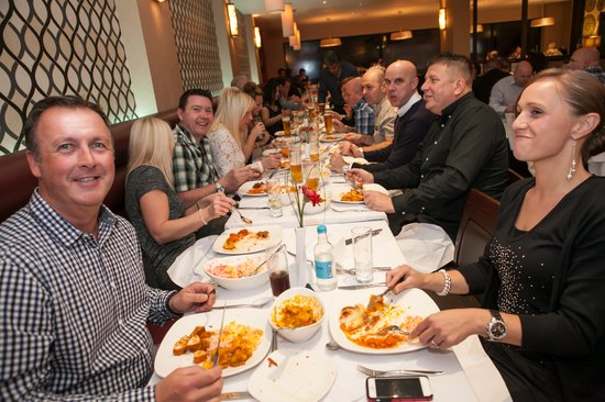 Spice Lounge Canvey : Busy night