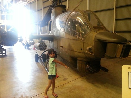 Australian Aviation Heritage Centre : Cobra fighter
