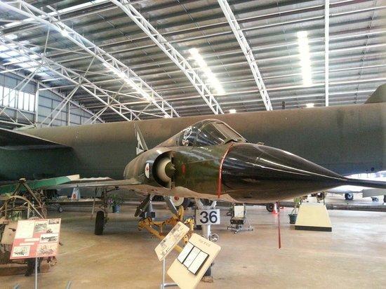 Australian Aviation Heritage Centre : Mirage fighter