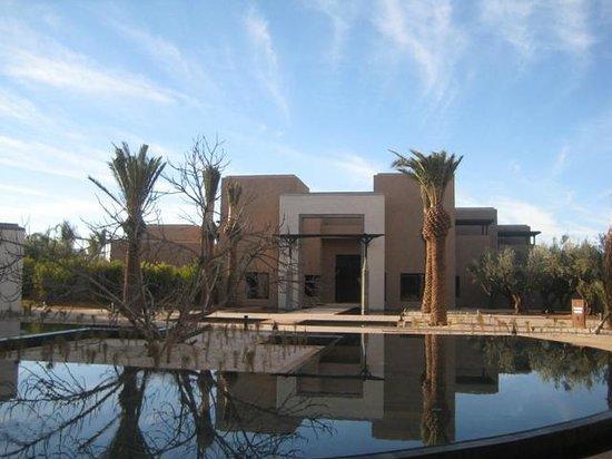 Royal Palm Beachcomber Luxury Marrakech : SPA CLARINS