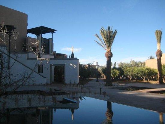 Fairmont Royal Palm Marrakech : Rooms area