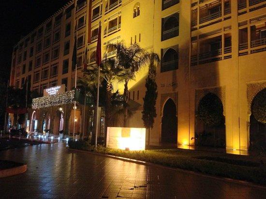 Ryad Mogador Menara : Entrée de l'hôtel