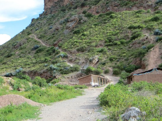 Moray : Home stretch from Maras to valley