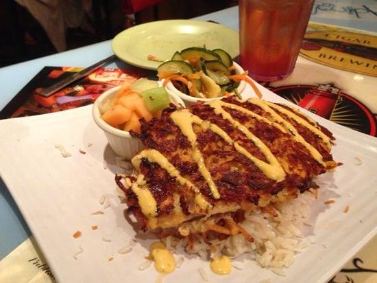 Little Moirs Leftovers: Sweet Potato Crusted Fish