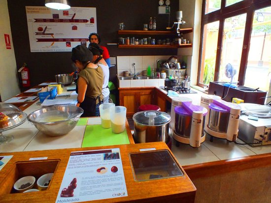 Choco Museo: Chocolate Factory