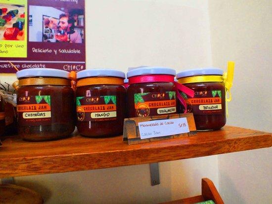 Choco Museo: Chocolate Jam Yummm