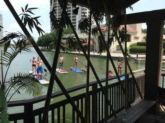 Sup Ntx Stand Up Paddle North Texas Omni Mandalay Hotel Las Colinas