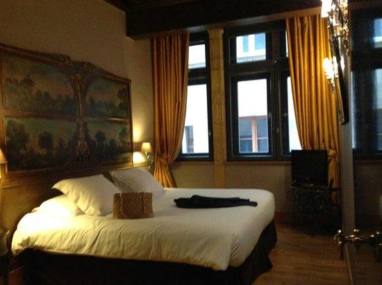 Cour des Loges : Bedroom
