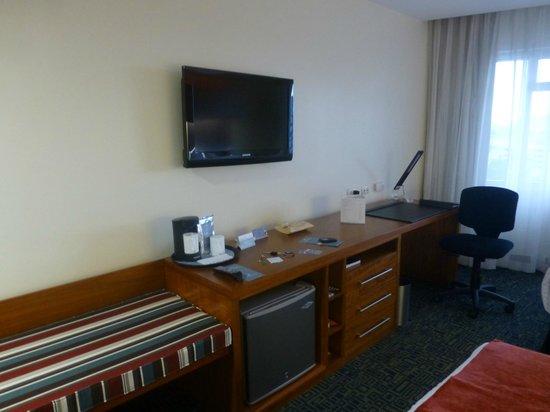 Sonesta Hotel Guayaquil : Amenidades de la habitación