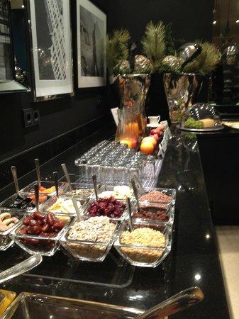 RIVA - Das Hotel am Bodensee: Breakfast room