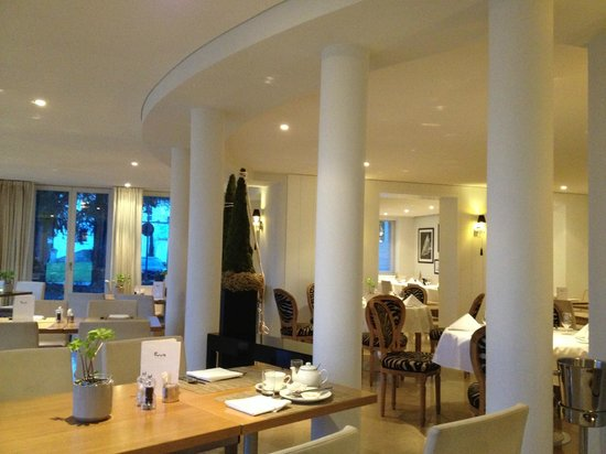 RIVA - Das Hotel am Bodensee: Dining Room