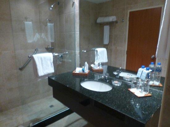 Sonesta Hotel Guayaquil : Amenidades del baño