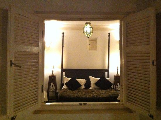 Riad Malaika : Chambre de la terrasse