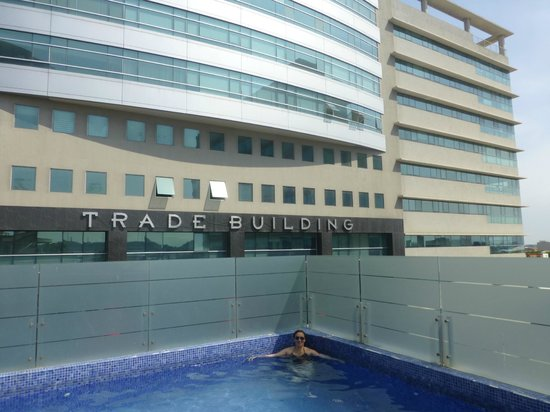 Sonesta Hotel Guayaquil : Piscina