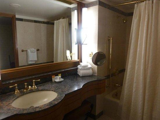Bally's Atlantic City: Bathroom