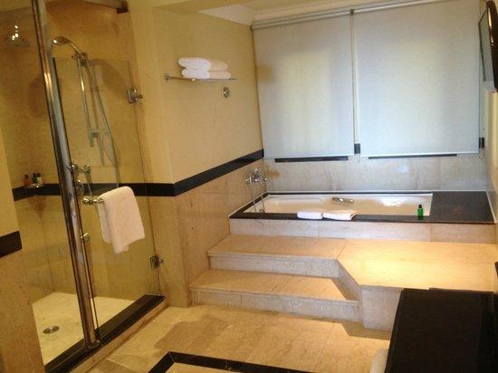 Hyatt Regency Sharm El Sheikh Resort: Bathroom