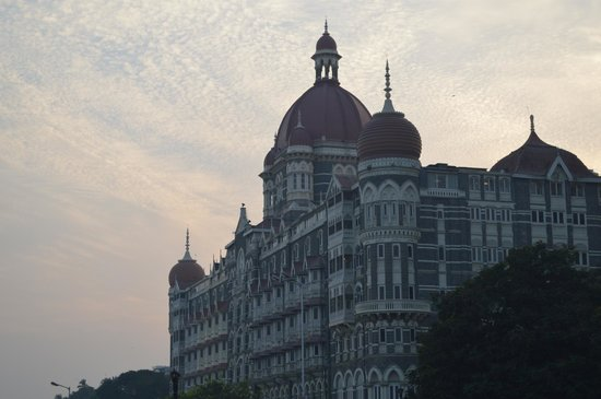 The Taj Mahal Palace: La belle arhitecture