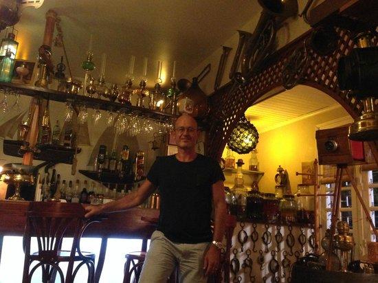 La Varangue : Bar area