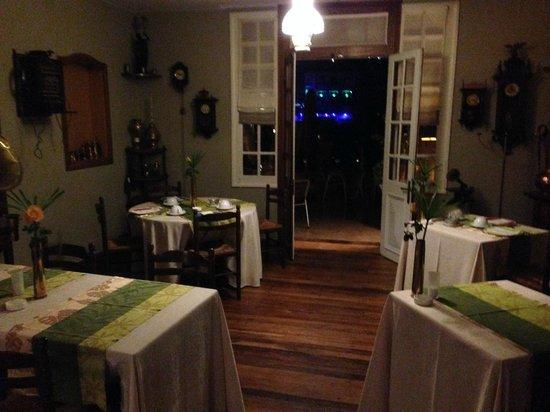 La Varangue : Dining room