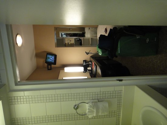 Washington Square Hotel: baño 2