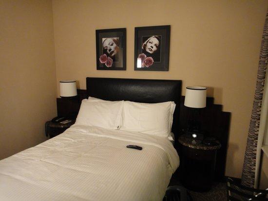 Washington Square Hotel : habitacion 1