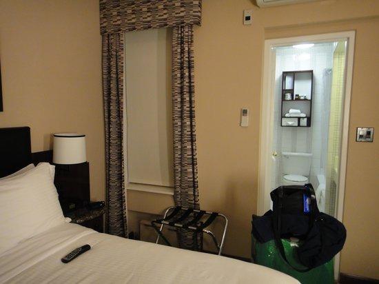 Washington Square Hotel : habitacion 3