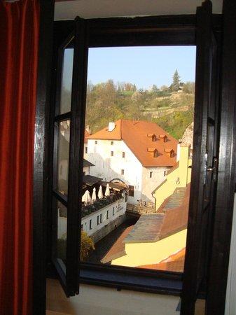 Na Ostrove Pension : Вид из окна