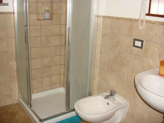 Agri Village Pavia: Salle de bain