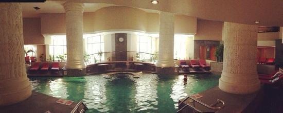 Myoka Lotus Spa: Myoka indoor pool