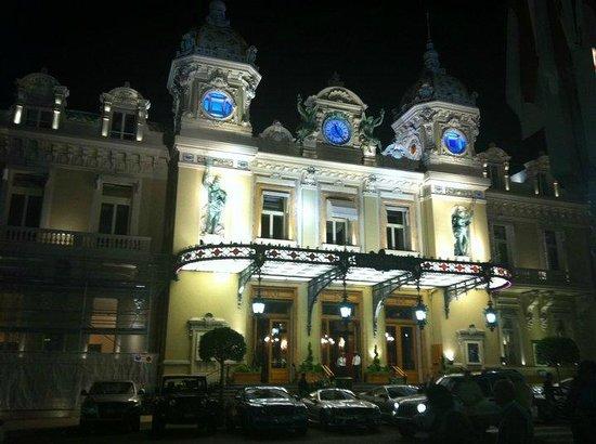 Monte-Carlo Beach: Monte Carlo Casino
