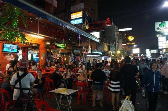 Khao San Road : At night