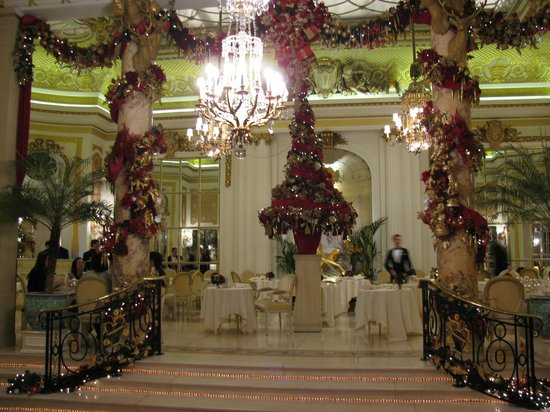 The Ritz London: Palm Court