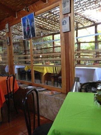 Las Delicias de Carmen: Restaurante