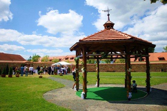 Hotel Certousy: Wedding ceremony