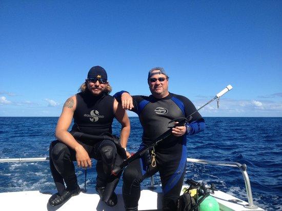 St. Croix Ultimate  Bluewater Adventures (SCUBA), Inc. : fuzzy