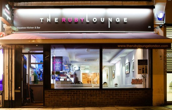 The Ruby Lounge