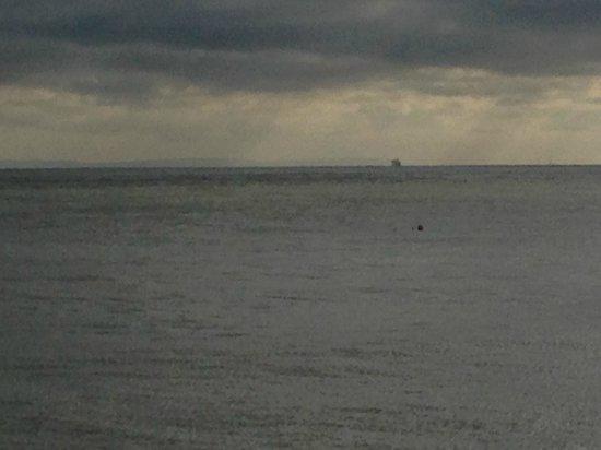 Kreidefelsen von Dover: French Coast