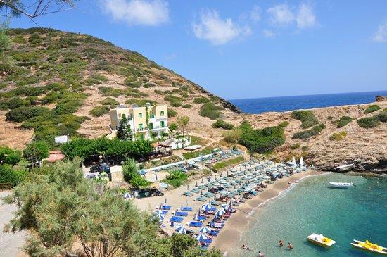 Ormos Atalia Aparthotel: Evita Beach