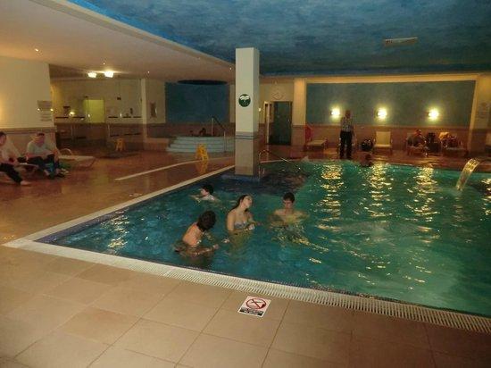 Pestana Viking Resort: Indoor pool - jacuzzi