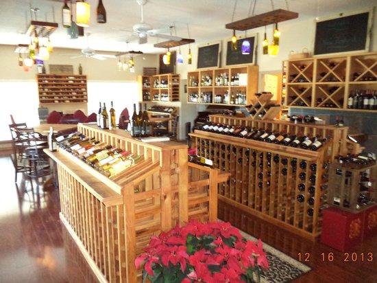 Southern Napa Fine Wine Store
