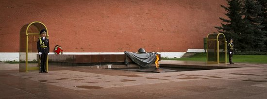 Tomb of Unknown Soldier: Unknown Soldier