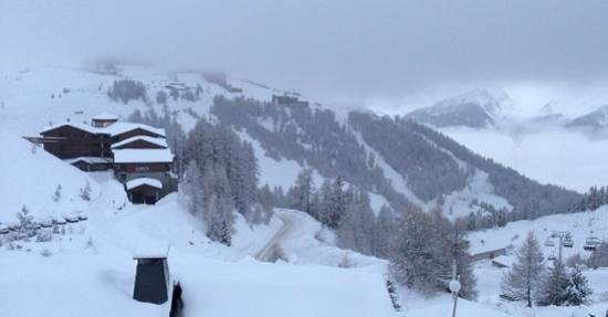 Chalet Bon Vie : view from room 5
