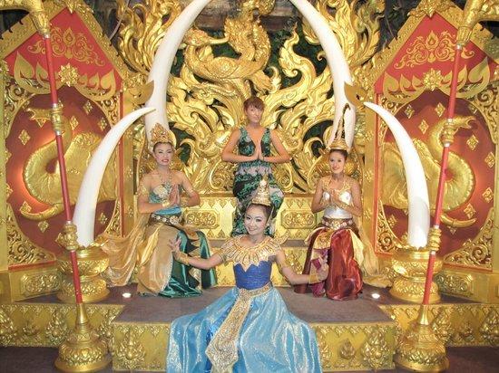Phuket FantaSea: фото на шоу