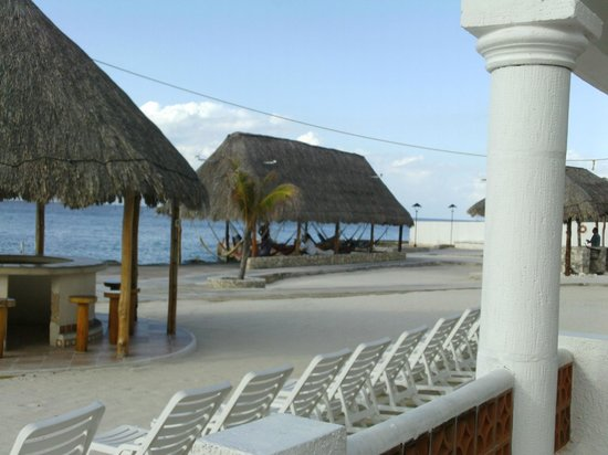 Scuba Club Cozumel: cabannas