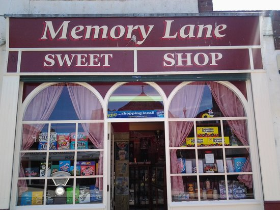 Memory Lane Sweet Shop