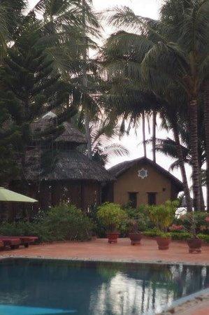 Little Mui Ne Cottages: Бассейн отеля