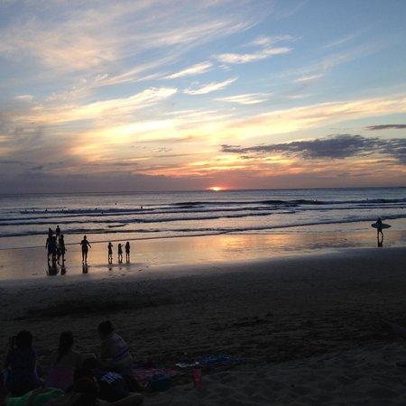 Hotel Luna Azul: Playa Nosara