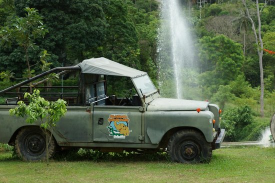 Namuang Safari Park: Парк
