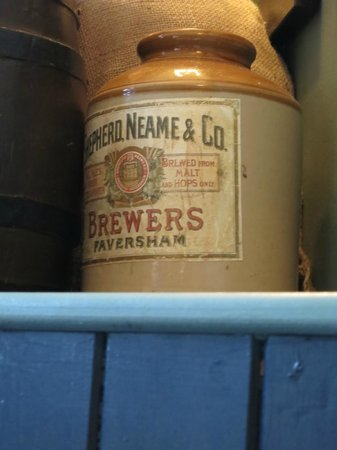 The Millers Arms: Puben ägs av Sheperd Neame